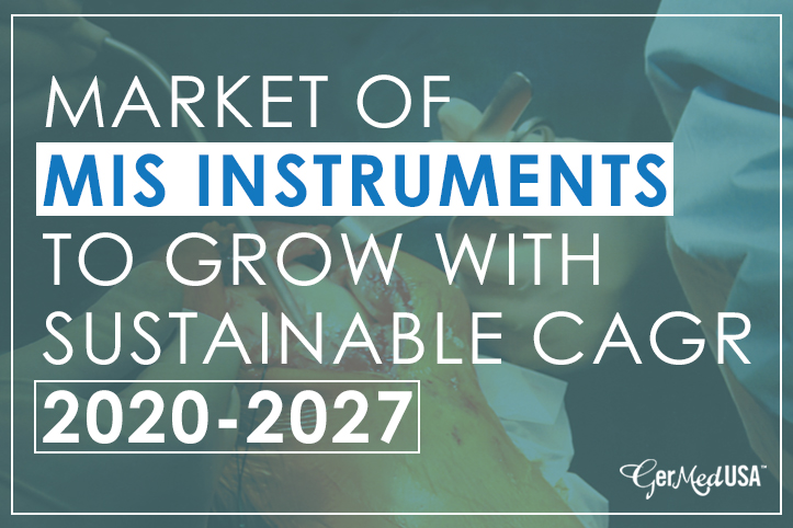 Market of MIS Instruments to Grow with Sustainable CAGR 2020-2027